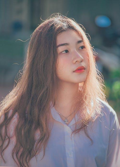 매력적인, 머리, 사람, 소녀의 무료 스톡 사진