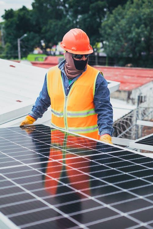 Бесплатное стоковое фото с Альтернативная энергия, возобновляемый источник энергии, инженер