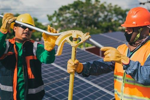 Fotos de stock gratuitas de electricistas, energía alternativa, energia nueva
