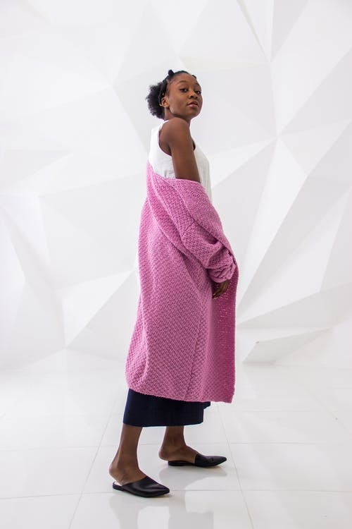 afro-amerikai nő, divat, divatos