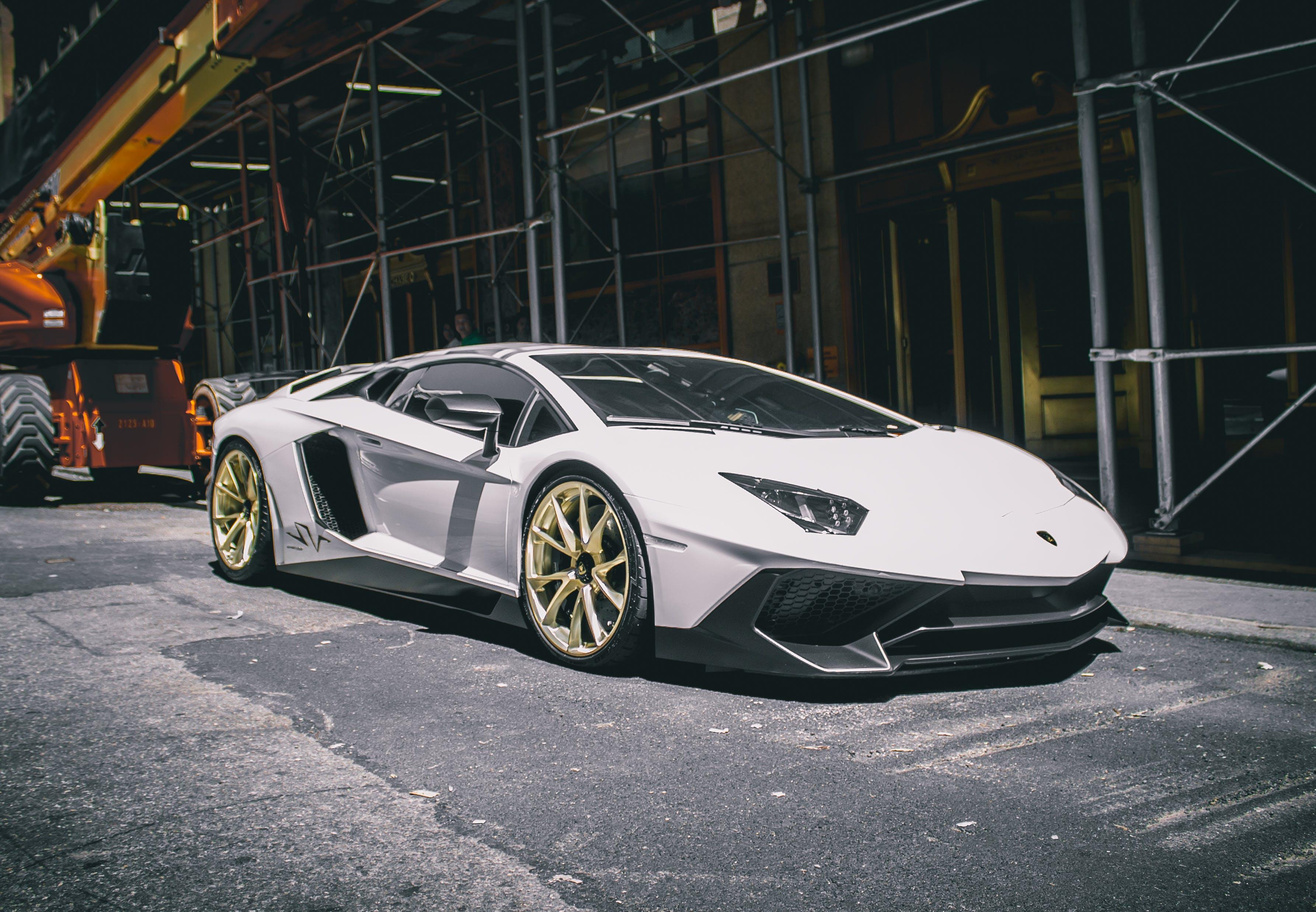 Δωρεάν στοκ φωτογραφιών με Ferrari, lambo, Lamborghini, supercar