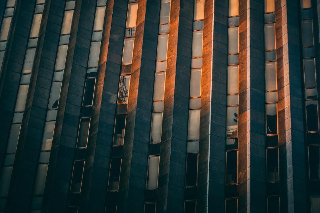 建築外觀, 建造, 日落
