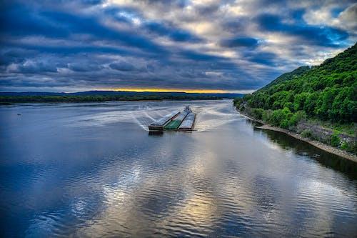 シースケープ, ビーチ, ミシシッピ川の無料の写真素材