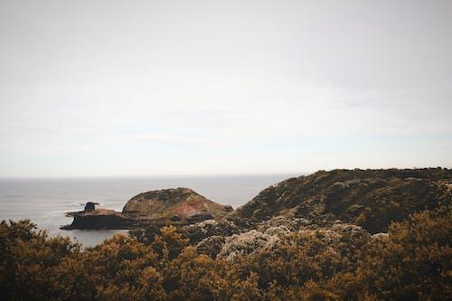 Darmowe zdjęcie z galerii z góra, krajobraz, malowniczy, mgła