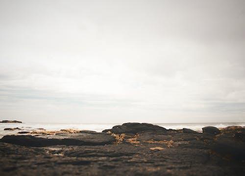 Δωρεάν στοκ φωτογραφιών με ακτή, αυγή, βράχια, δύση του ηλίου