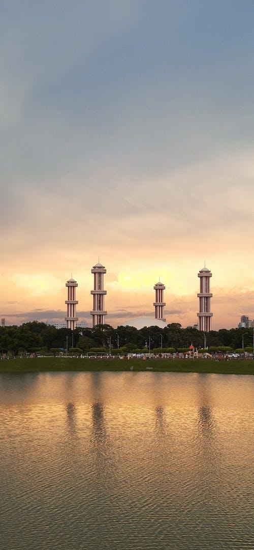 Free stock photo of dusk, evening sky, iphone wallpaper