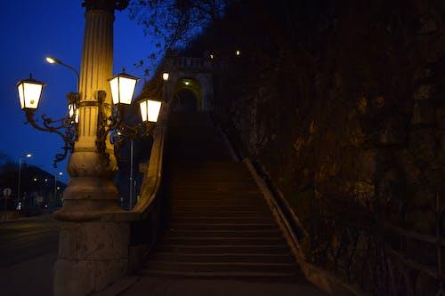 Gratis stockfoto met Boedapest, hongarije, lampen, lichten