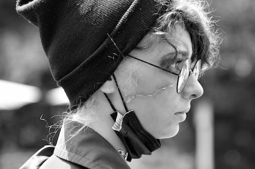 Darmowe zdjęcie z galerii z cosplayer, dziewczyna, okulary do oczu