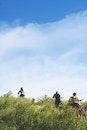 sky, people, sport