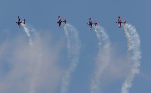 Free stock photo of 2excel aviation, acrobatic, aerobatic