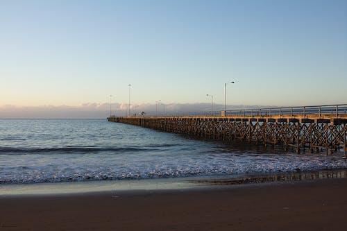 Free stock photo of boat deck, bridge, costa rica