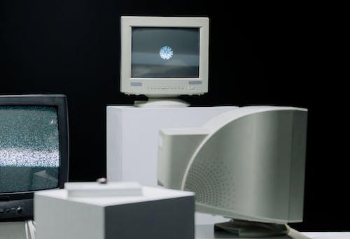 ekran, izleyiciler, laboratuvar içeren Ücretsiz stok fotoğraf