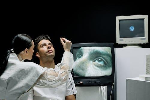 Darmowe zdjęcie z galerii z aparat, badanie, ekran