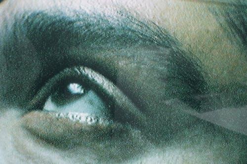 adam, ekran, göz içeren Ücretsiz stok fotoğraf