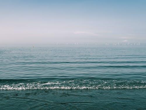 Free stock photo of beach, calm, ocean
