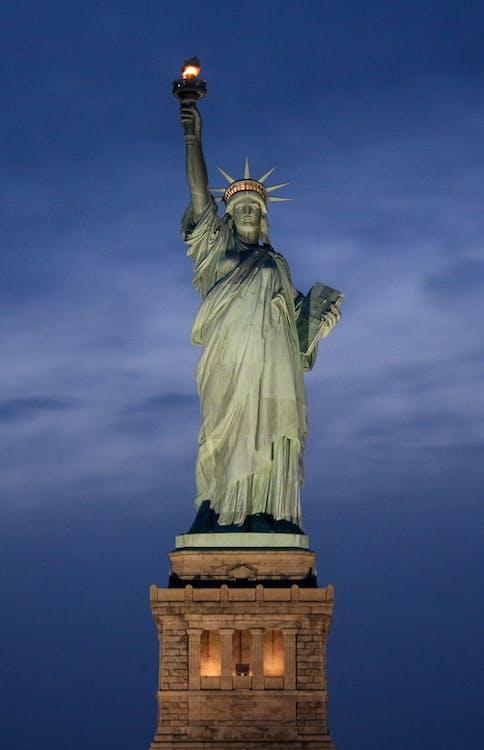 freiheitsstatue, monument, new york