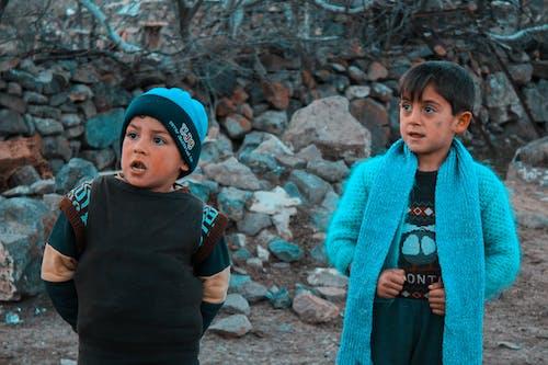 Gratis lagerfoto af aksaray, barn, bjerg, børn