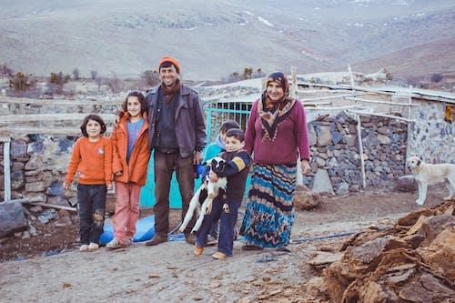 Gratis lagerfoto af aksaray, bjerg, Canon, familie