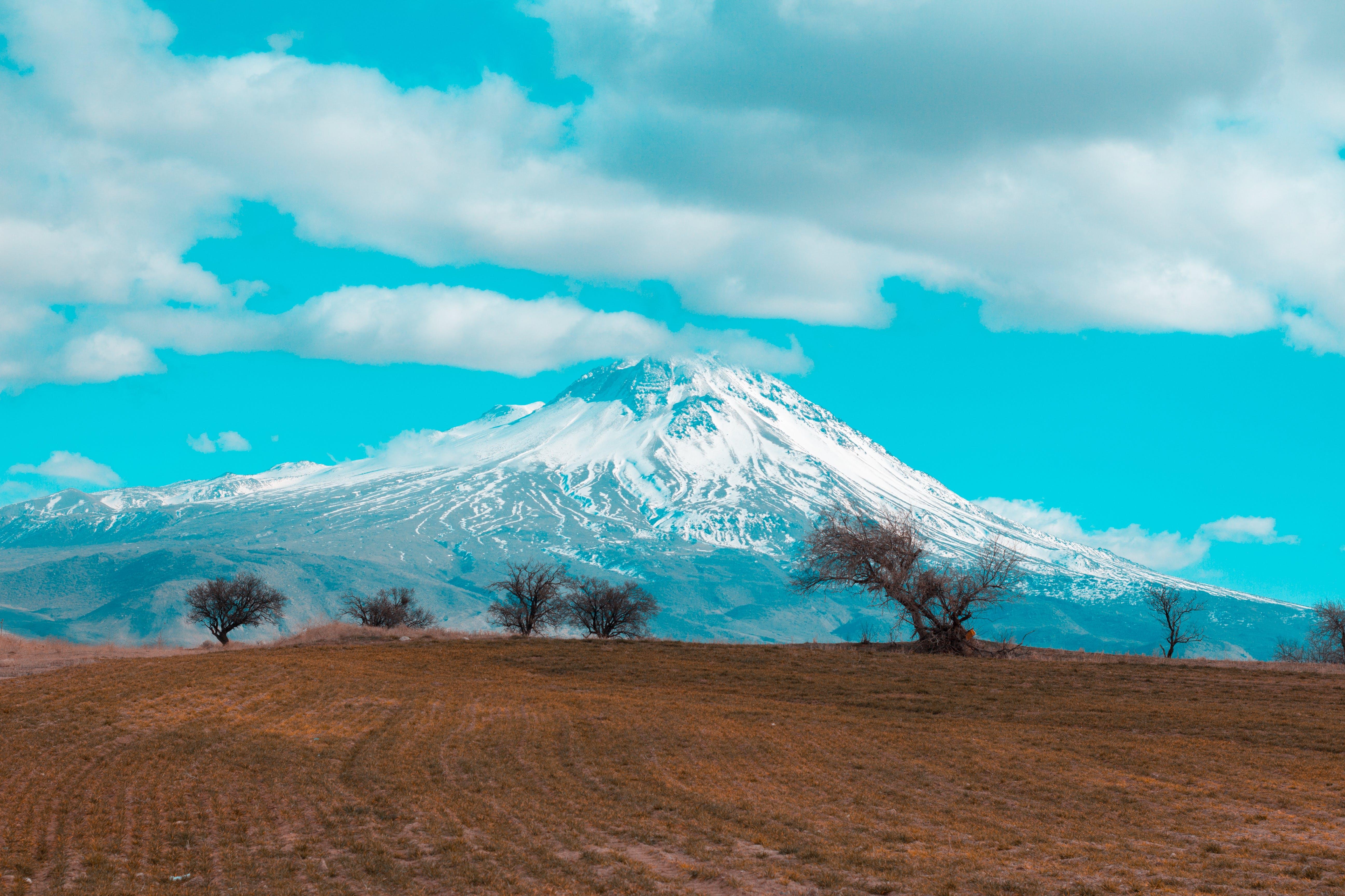 Landscape Photo of Volcano