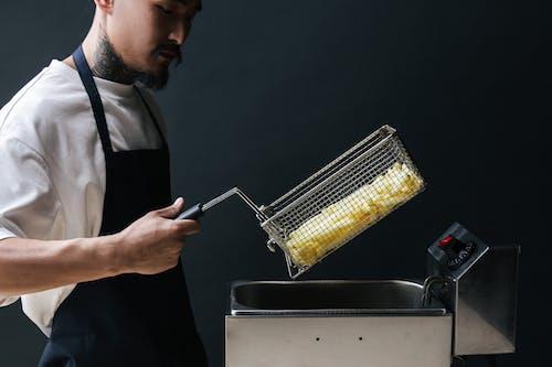 คลังภาพถ่ายฟรี ของ การจัดเตรียม, การทำอาหาร, การปรุงอาหาร