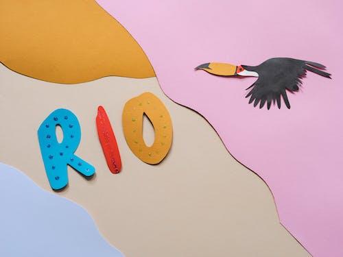 bebek, boyama, brezilya karnavalı içeren Ücretsiz stok fotoğraf