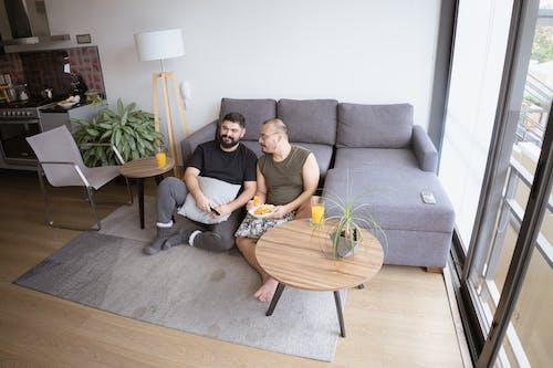 Free stock photo of apartment, bearded man, big man