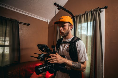 Kostnadsfri bild av bakom kulisserna, belysning, bildjournalistik