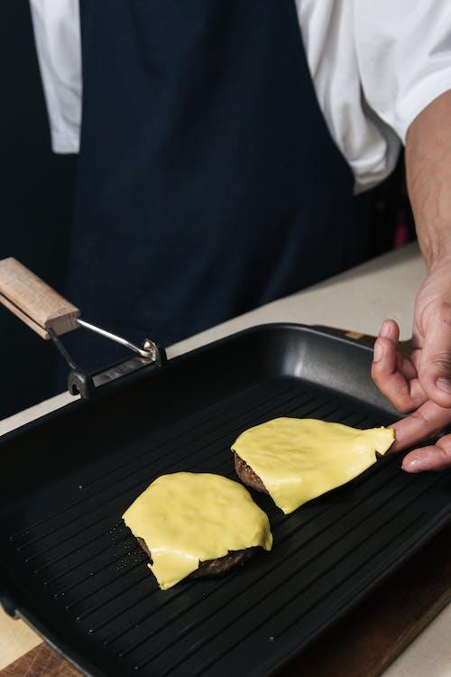 Darmowe zdjęcie z galerii z biznes, cheeseburger, fast food