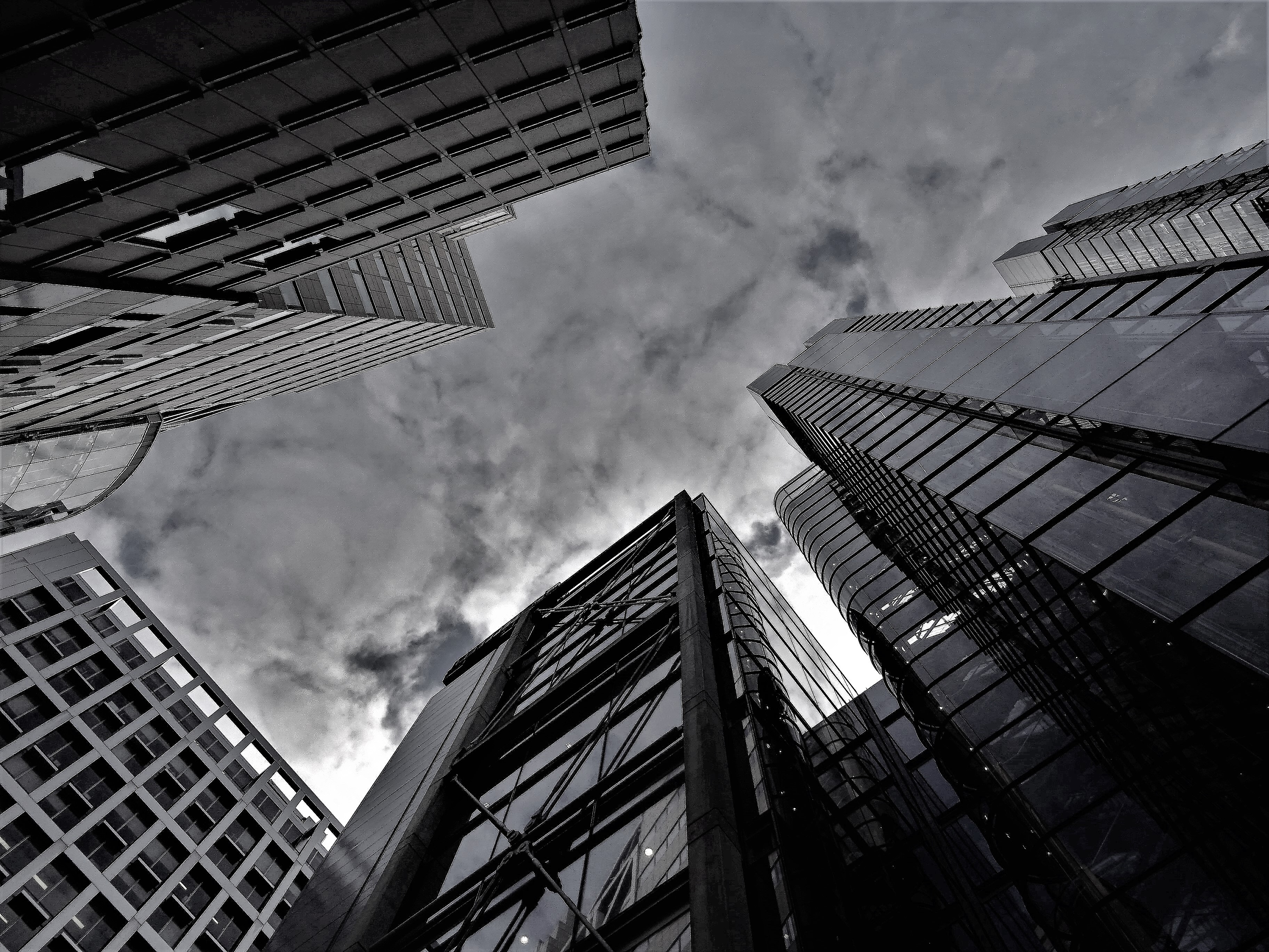 Low Angle Photography Of Building Free Stock Photo: Low Angle Photography Of High Rise Building · Free Stock Photo