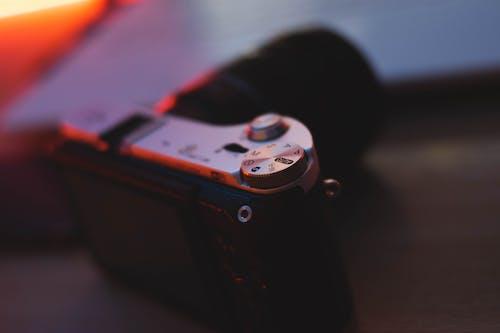 Foto profissional grátis de abertura, ação, analógico
