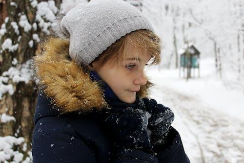 #我的女兒在雪山 的 免費圖庫相片