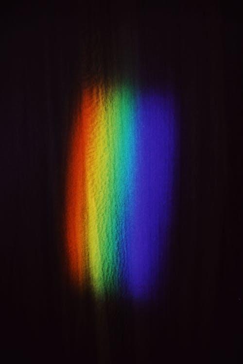 Kostenloses Stock Foto zu abstrakt, beleuchtet, bunt