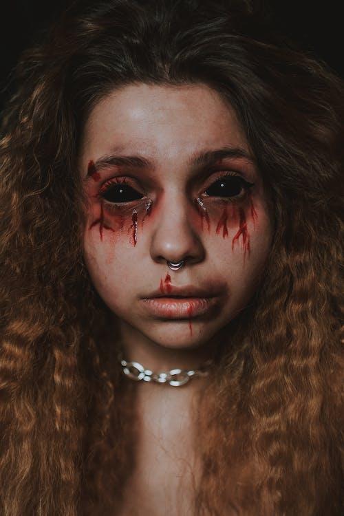 Δωρεάν στοκ φωτογραφιών με halloween, αίγλη, αίμα