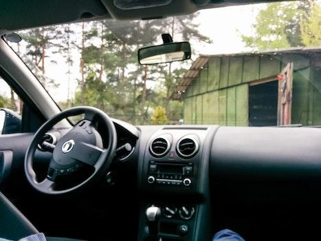 Free stock photo of car, vehicle, technology, inside