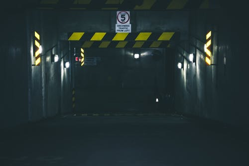 Free stock photo of carpark, city, city life, contrast