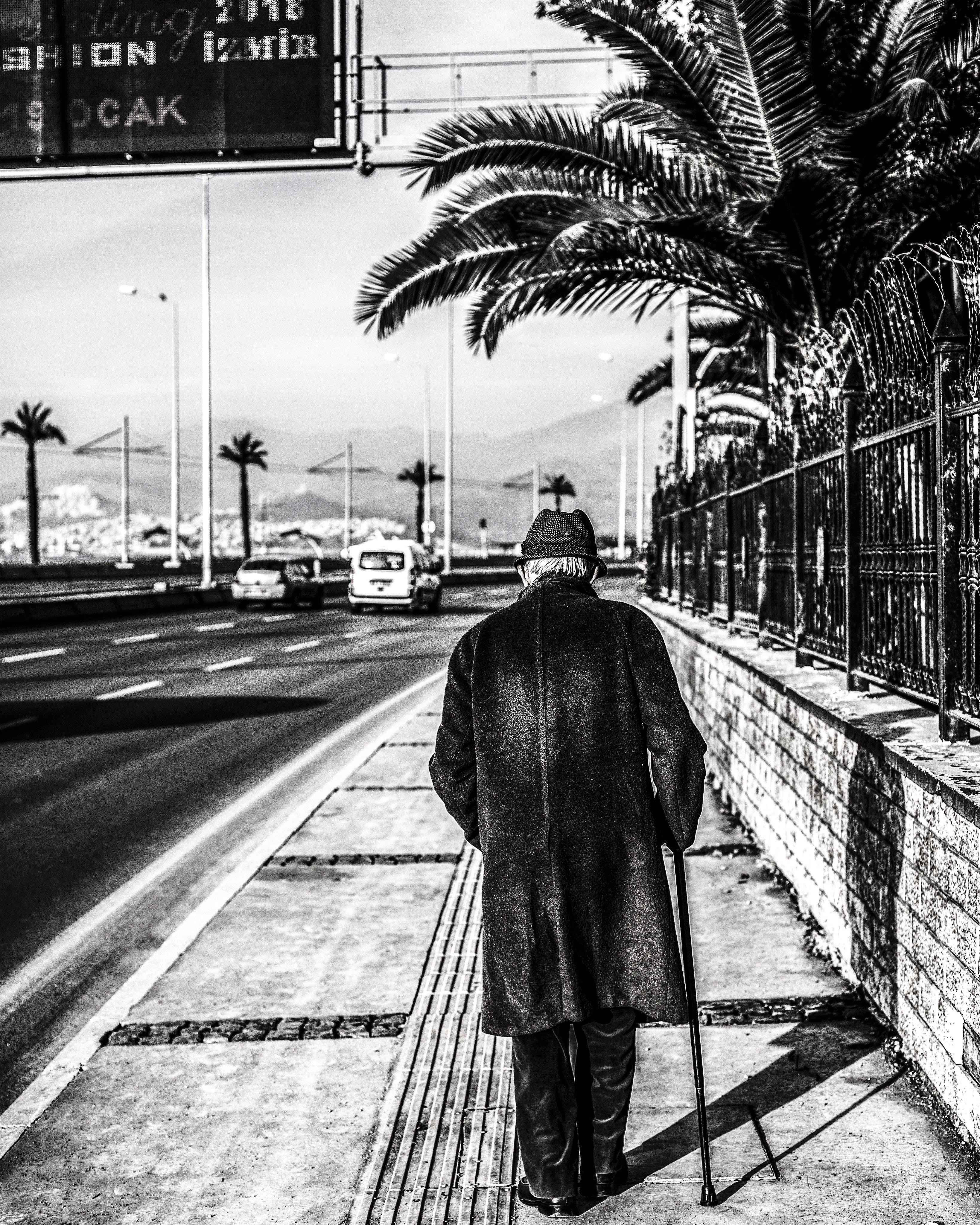 Základová fotografie zdarma na téma starý muž