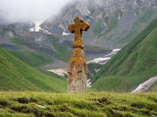 Бесплатное стоковое фото с гора, грузия, достопримечательность