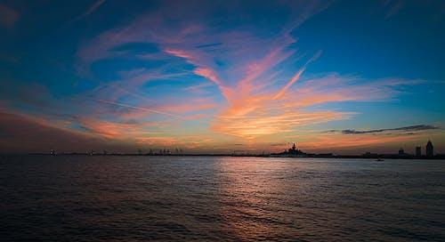 Foto profissional grátis de baía, baía móvel, céu azul, desafioaoarlivre