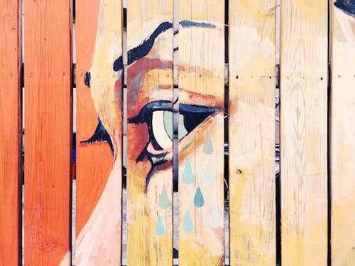 Photos gratuites de art, arty, barrière, bois