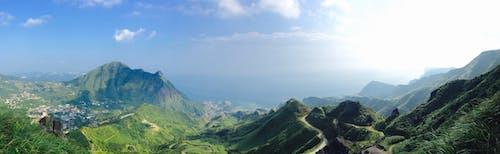 Darmowe zdjęcie z galerii z góry, krajobraz, malowniczy, mobilechallenge