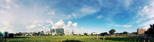 Darmowe zdjęcie z galerii z #mobilechallenge, architektura, budynki, chmury