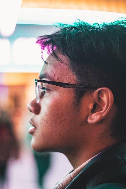 Gratis stockfoto met brillen, close-up, iemand, jongen