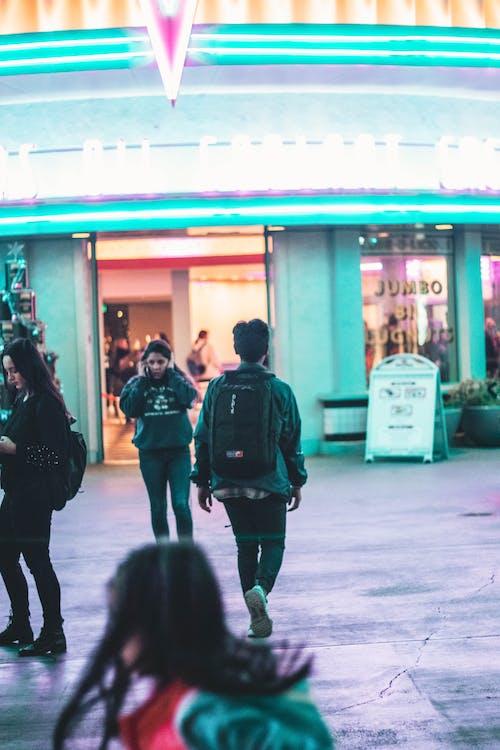 Základová fotografie zdarma na téma disney, neonový, světla, závod