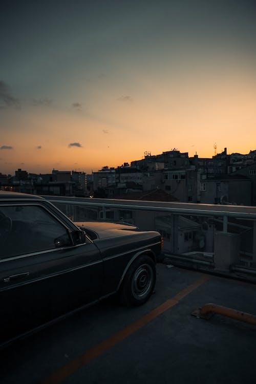 Бесплатное стоковое фото с Автогонки, автомобиль, буря