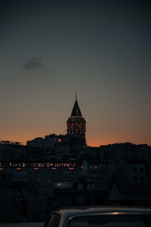 Бесплатное стоковое фото с Администрация, архитектура, башня