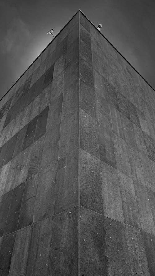Darmowe zdjęcie z galerii z abstrakcyjny, architektura, beton