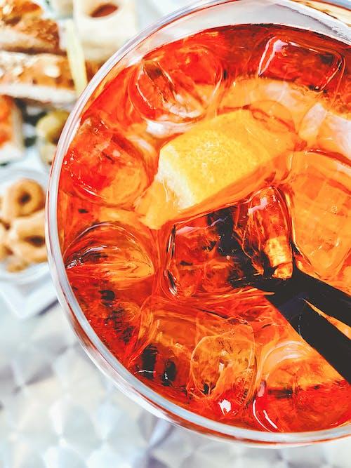 Kostnadsfri bild av dryck, is, kall, närbild