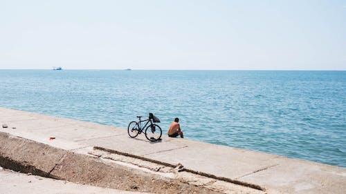 Immagine gratuita di acqua, bicicletta, divertimento