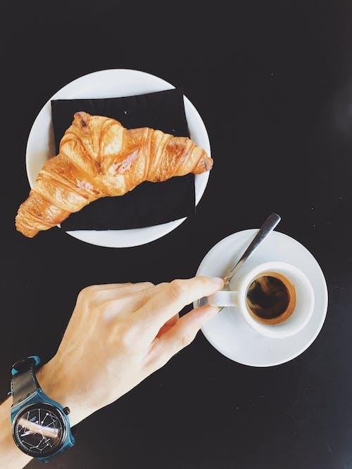 Darmowe zdjęcie z galerii z drink, jedzenie, kawa, kofeina