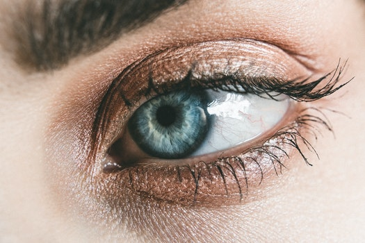 Person Blue Eyes Photography